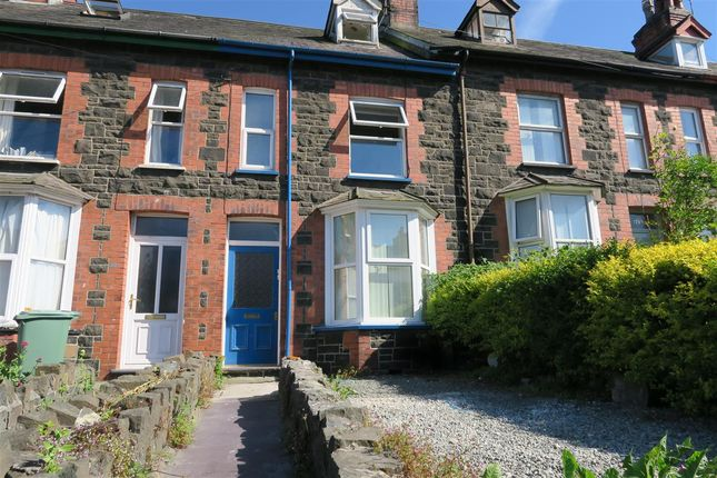 Thumbnail Flat to rent in Ground Floor Flat, 69 Caernarfon Road, Bangor
