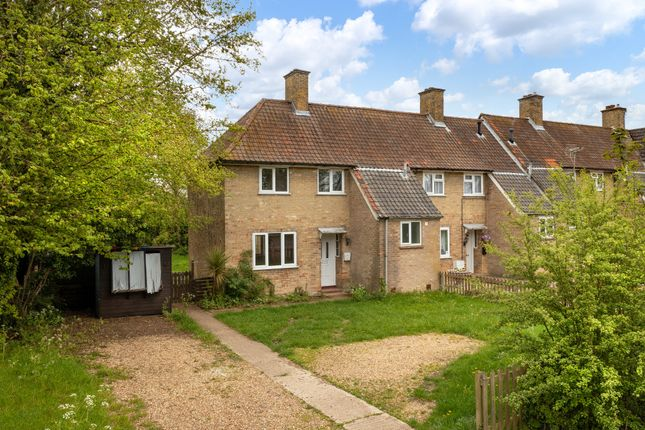 3 bed end terrace house for sale in London Road, Barkway, Royston SG8