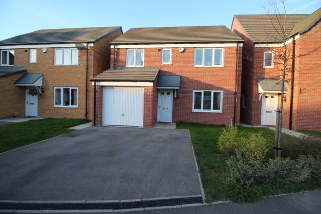 Thumbnail Detached house for sale in Sparrowhawk Way, Wath Upon Dearne