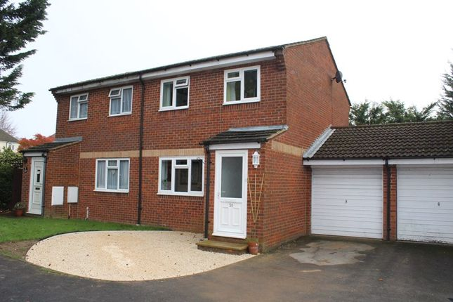3 bed semi-detached house for sale in The Homestead, High Wycombe