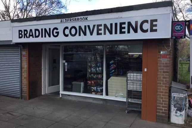Thumbnail Retail premises for sale in Brading Crescent, London