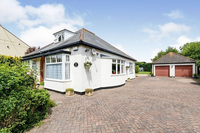 Thumbnail Bungalow for sale in Ludborough Road, North Thoresby, Grimsby