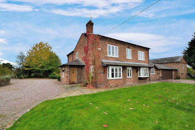 Thumbnail Detached house to rent in Guy Lane, Waverton, Chester