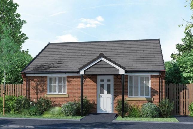 Thumbnail Semi-detached bungalow for sale in Ambridge Way, Seaton Delaval, Whitley Bay