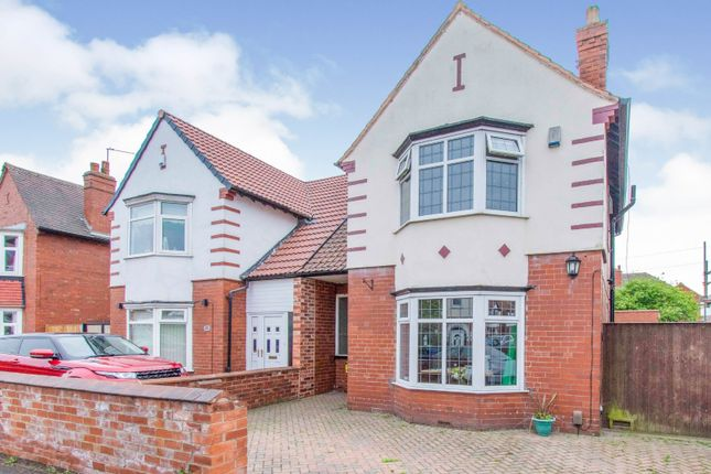 Thumbnail Semi-detached house for sale in Goldsborough Road, Town Moor, Doncaster