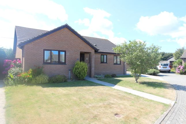 Thumbnail Detached bungalow for sale in Wheal Agar, Pool, Redruth