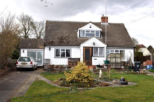 Thumbnail Detached house for sale in Monks Corner, Great Sampford, Saffron Walden, Essex