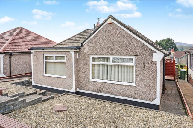 Thumbnail Detached bungalow for sale in Ael-Y-Bryn, Caerphilly