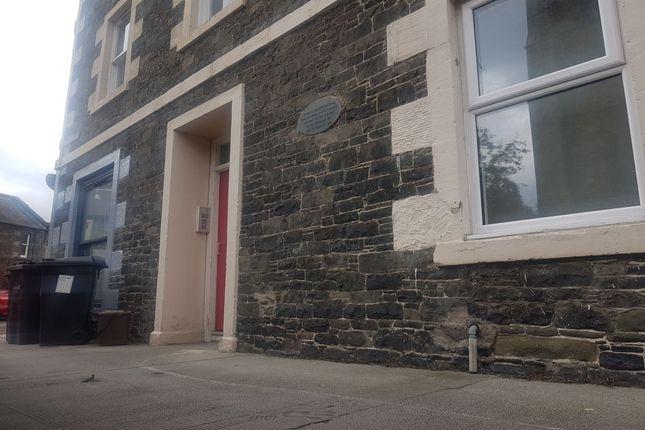 Thumbnail Flat to rent in Bridge Street, Galashiels