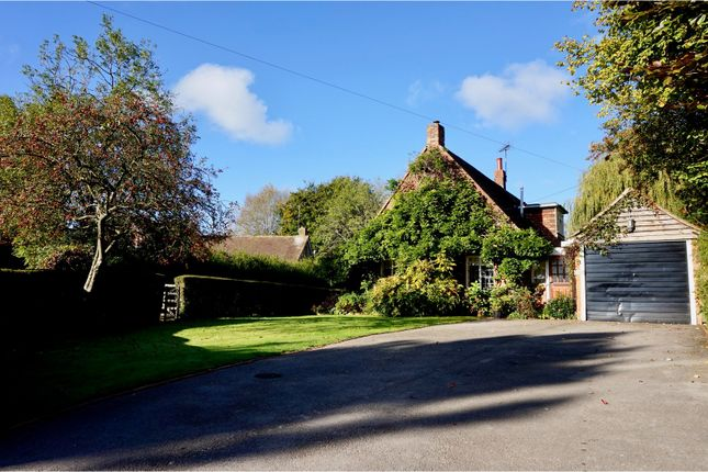 Thumbnail Detached house for sale in Church Road, Aldingbourne