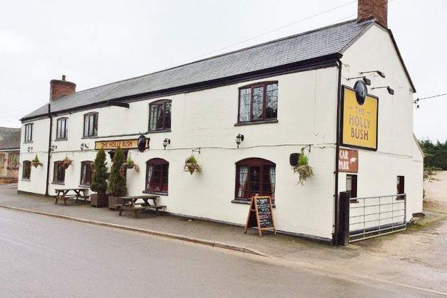 Thumbnail Pub/bar for sale in Main Street, Lutterworth