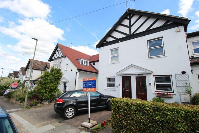 Thumbnail Semi-detached house for sale in Oakhurst Avenue, East Barnet