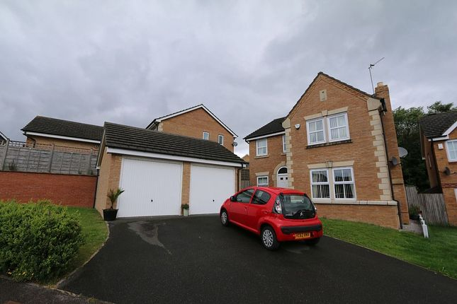 Thumbnail Detached house for sale in Brookwater Drive, Shipley, West Yorkshire