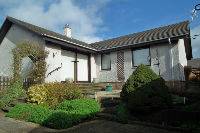 Thumbnail Detached bungalow for sale in Bank Street, Greenlaw