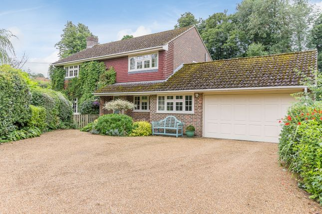 Thumbnail Detached house for sale in Froyle Lane, South Warnborough, Hook