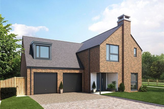 Thumbnail Detached house for sale in Andlers Wood, Andlers Ash Road, Liss, Hampshire