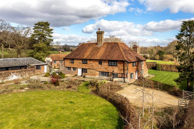 Thumbnail Detached house for sale in Fowley Lane, High Hurstwood, Uckfield, East Sussex