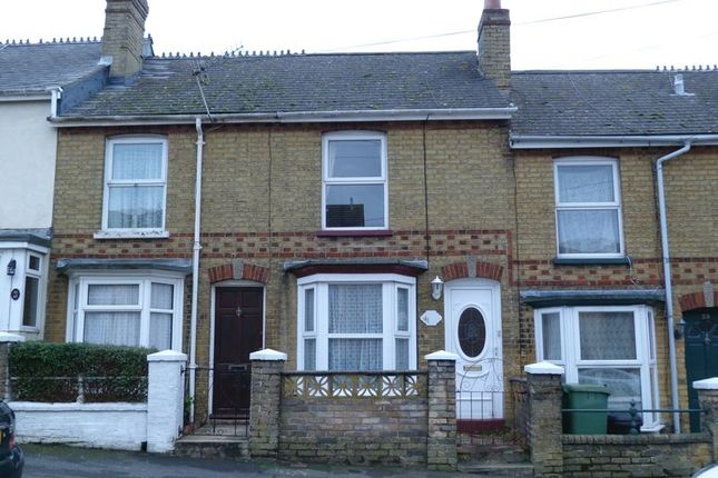 Thumbnail Terraced house to rent in Kings Road, East Cowes