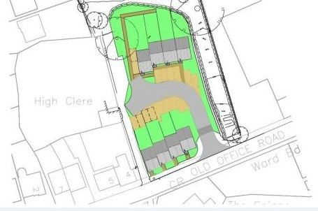 Thumbnail Land for sale in Old Office Road, Dawley Bank, Telford, Staffordshire