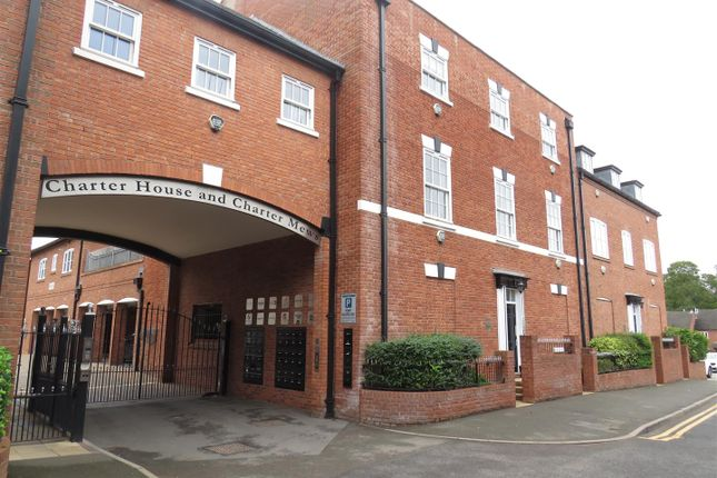 1 bed flat for sale in Charter Mews, Sandford Street, Lichfield WS13