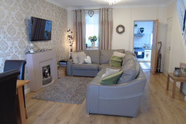 Thumbnail Terraced house for sale in New Road, Ynysybwl, Pontypridd