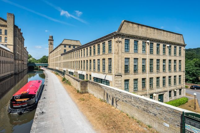 Thumbnail Flat for sale in Riverside Court, Victoria Road, Saltaire