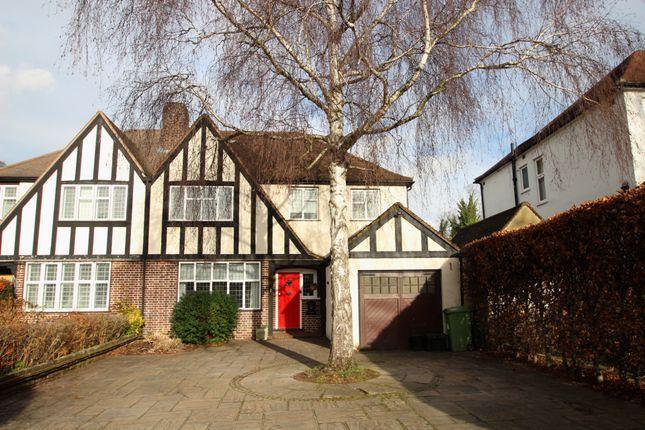 Thumbnail Semi-detached house for sale in Charterhouse Road, Orpington