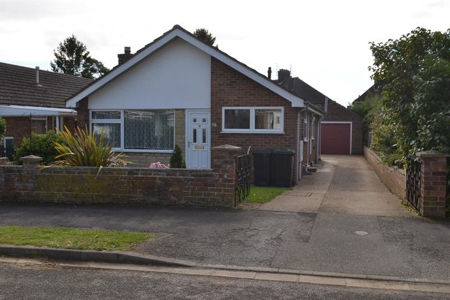Thumbnail Detached bungalow to rent in Ripon Drive, Sleaford