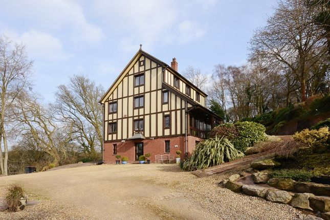 Thumbnail Detached house for sale in Bridge Bank, Ironbridge, Telford, Shropshire.