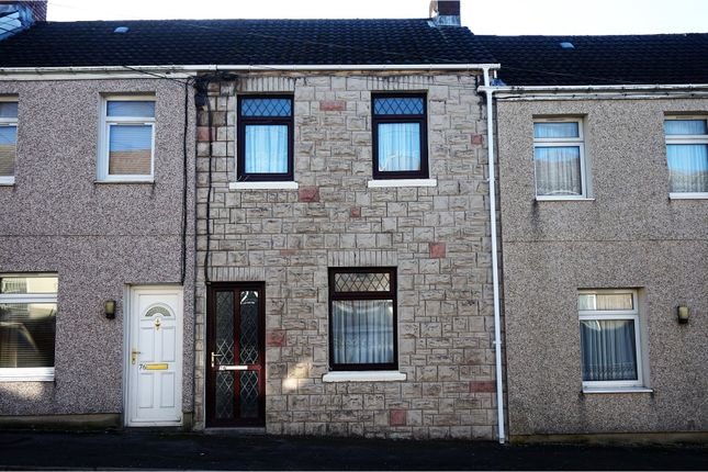 Thumbnail Terraced house for sale in High Street, Llanelli