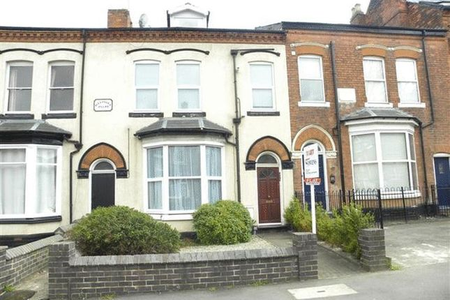 5 bed terraced house for sale in Gillott Road, Edgbaston, Birmingham