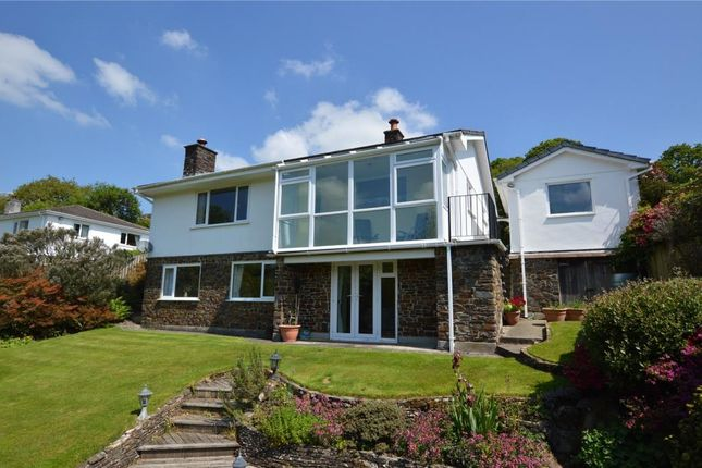 Thumbnail Detached house for sale in Bathpool, Launceston, Cornwall