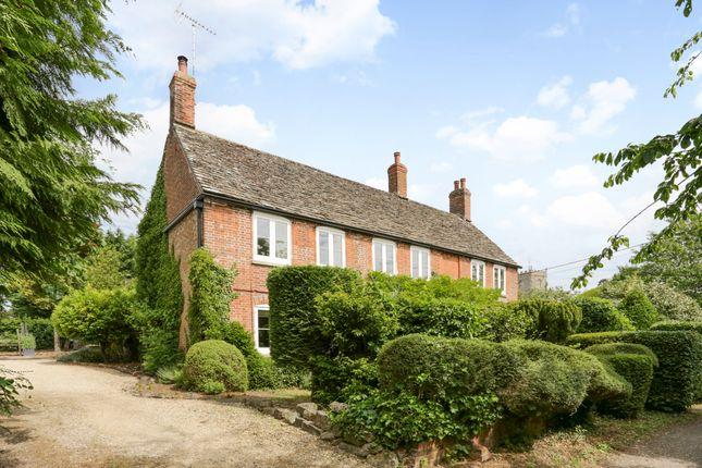 Thumbnail Detached house for sale in Manor Lane, Shrivenham, Swindon