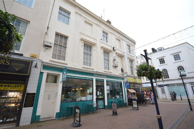 Thumbnail 1 bed flat to rent in Bank Street, Teignmouth