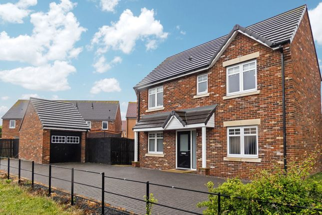 Thumbnail Detached house for sale in Colliery Mews, Boldon Colliery