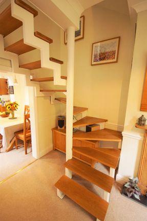 Staircase of Laburnum Grove, Woodbridge Road, Moseley, Birmingham B13