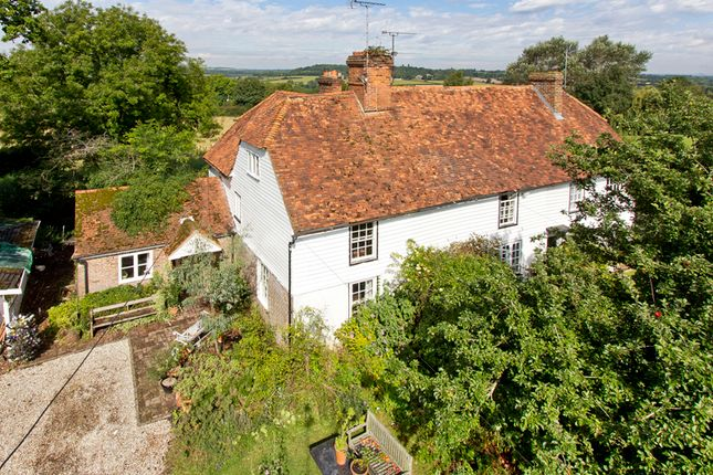 Thumbnail End terrace house for sale in Ranters Lane, Goudhurst