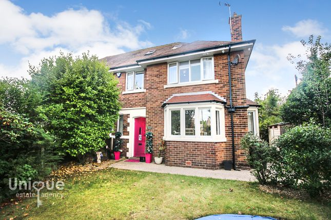 Thumbnail Semi-detached house for sale in Blackpool Old Road, Blackpool