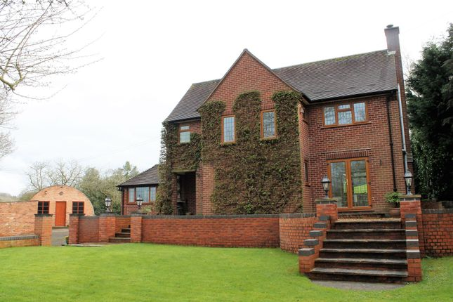 Thumbnail Detached house for sale in Buckeridge, Kidderminster