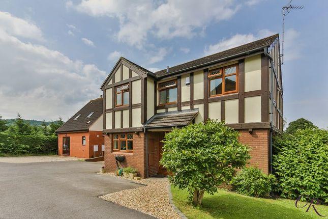 Thumbnail Detached house for sale in Brizen Lane, Leckhampton, Cheltenham