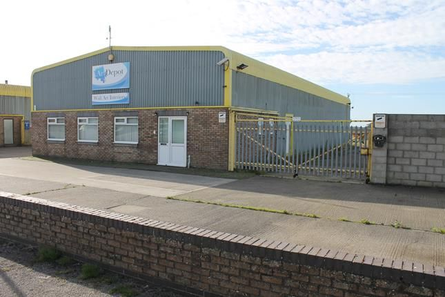 Thumbnail Light industrial for sale in Lancaster Road, Carnaby Industrial Estate, Bridlington