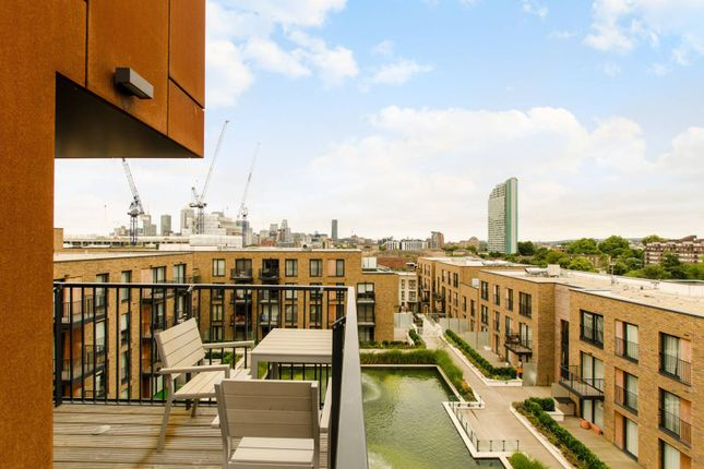 Thumbnail Flat to rent in Whiting Way, Canada Water, London