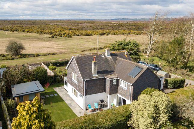 Thumbnail Detached house for sale in Pages Lane, East Boldre, Brockenhurst