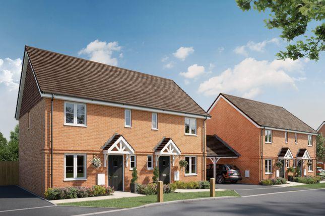 "3 bed end terrace house for sale in ""The Danbury"" at Bonehurst Road, Horley RH6"