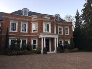 Thumbnail Country house to rent in Sunning Avenue, Ascot