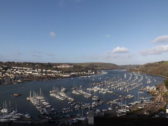 Thumbnail Flat for sale in Ridley Hill, Kingswear, Devon