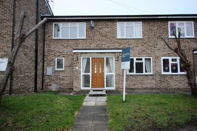 Thumbnail Town house to rent in The Town, Little Eaton, Derby