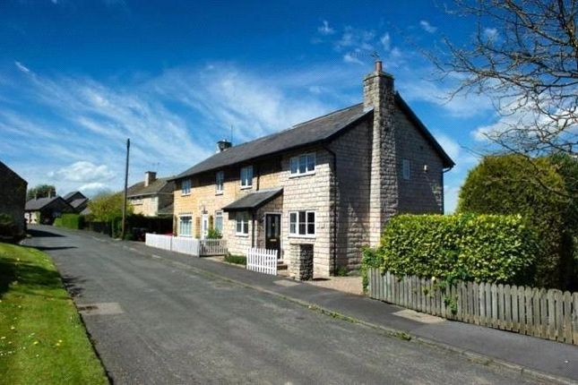 Thumbnail Semi-detached house for sale in Rose Cottage, Main Street, Newton Kyme, Nr Boston Spa, Tadcaster