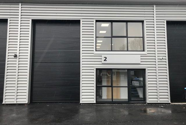 Thumbnail Light industrial to let in Unit 2 Joshua Park, Bell Close, Plympton, Plymouth