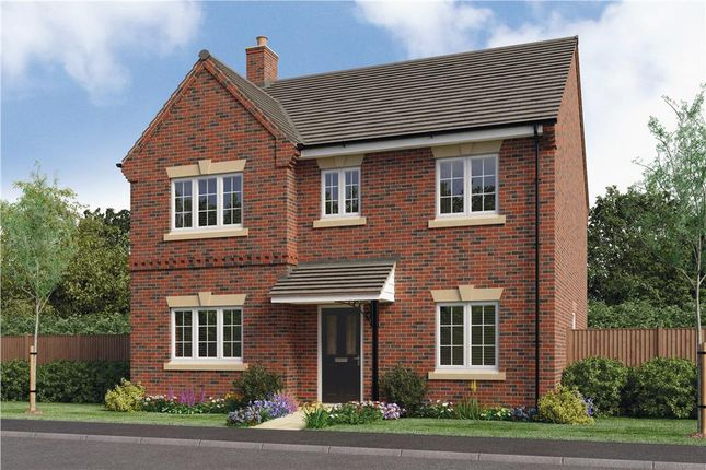 """Thumbnail Detached house for sale in """"Foxley"""" at Woodcock Way, Ashby-De-La-Zouch"""